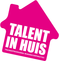 Logo Talent in huis